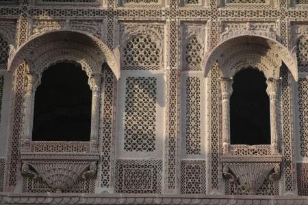 Citadelle de Jodhpur - Cour intérieure