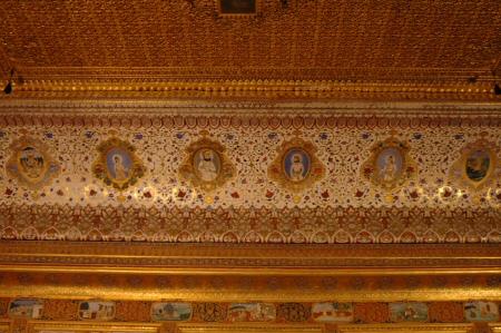 Citadelle de Jodhpur - Salle d'audience