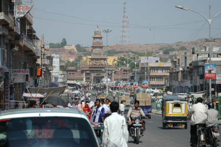 Bazar de Jodhpur